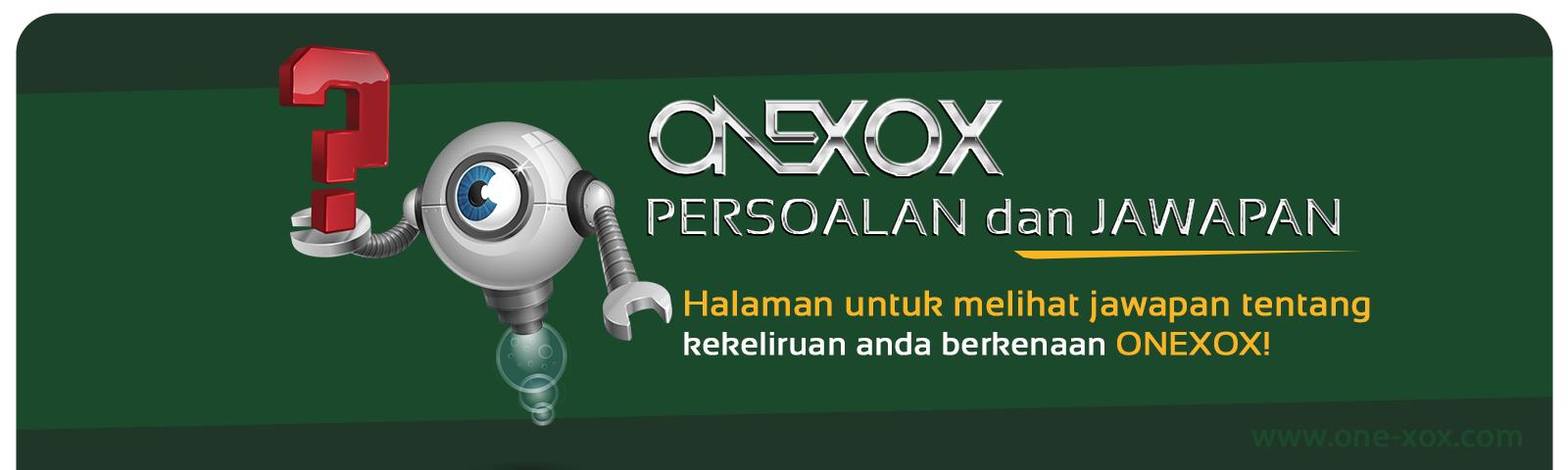 PersoalanDanJawapanONEXOX
